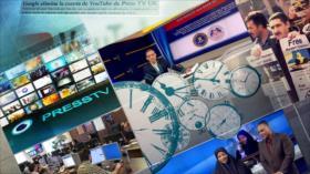 10 Minutos: Press TV: Incautación estadounidense