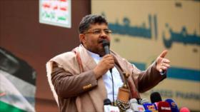 'El pueblo yemení rechaza el llamado a la paz con quienes los matan'