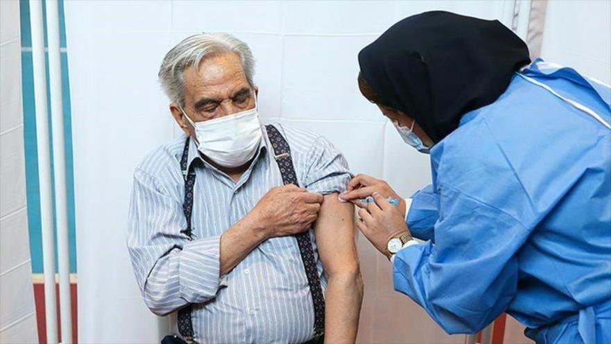 Irán obtendría pronto 10 millones de dosis de vacunas por mes