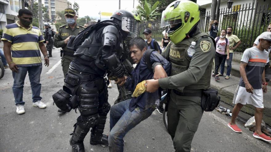ONU denuncia masacre de líderes sociales y oponentes en Colombia   HISPANTV