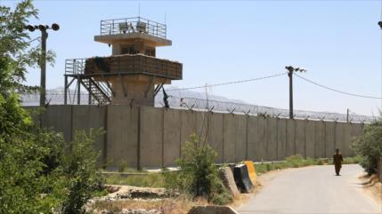 Tallibán aplaude la retirada de EEUU de la base aérea de Bagram
