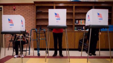 Mayoría de estadounidenses está preocupado por el acceso al voto