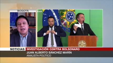 Sánchez Marín: Juicio político contra Jair Bolsonaro no procederá