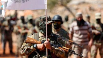 Rusia: Terroristas preparan ataques con agentes tóxicos en Siria