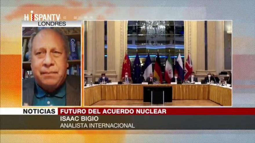 'EEUU, presionado por Israel, busca más concesiones en pacto nuclear'