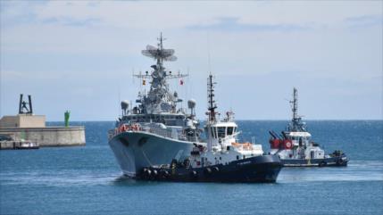 Nuevo cara a cara en mar Negro: Rusia intercepta destructor de EEUU