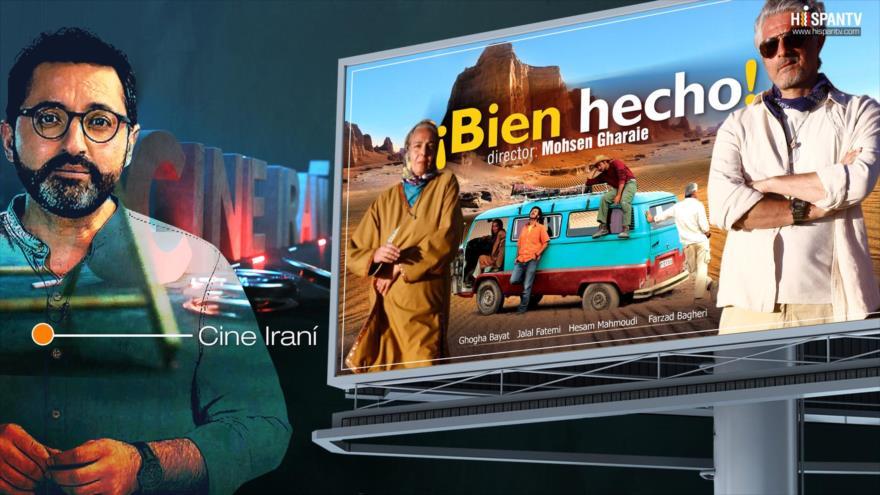 Cine iraní: Bien hecho