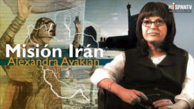 Misión en Irán: Alexandra Avakian