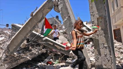 Informe: Niños palestinos sufren de TEPT tras ofensiva israelí