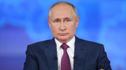 Putin aprueba la nueva Estrategia de Seguridad Nacional de Rusia