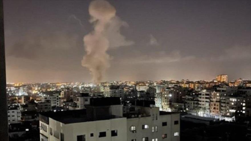 Vídeo: Israel vuelve a violar el alto el fuego con ataques a Gaza