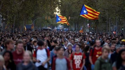 Encuesta: Cataluña seguirá insistiendo en la independencia