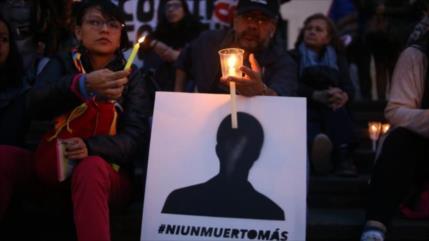 Decapitan a líder indígena colombiano; van 84 asesinados en 2021