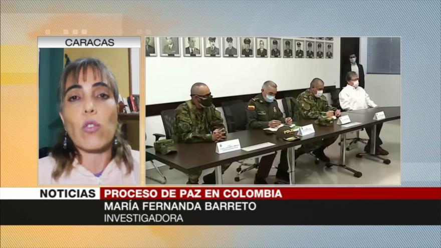 Barreto: Duque es genocida, presto a masacrar al pueblo colombiano | HISPANTV