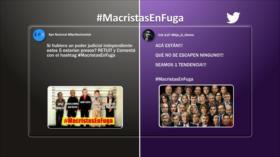 Etiquetaje: Macristas en fuga