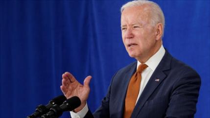 Biden sobre ataque de ransomware: Idea inicial es que no fue Rusia