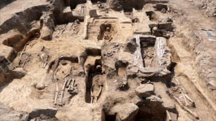 Descubren una iglesia de 1000 años de antigüedad en Alemania