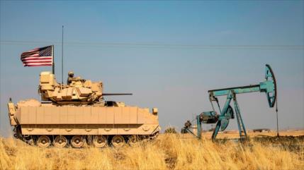 EEUU roba recursos de Siria, esta vez 37 camiones con petróleo