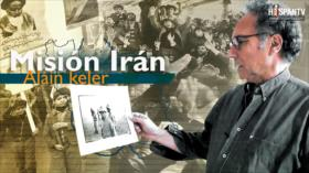 Misión en Irán: Alain Keler