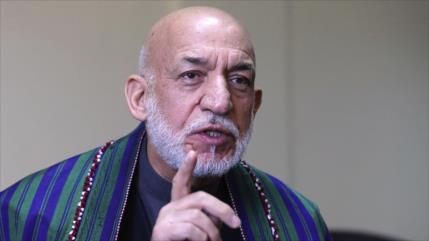 "Expresidente de Afganistán: Antes de EEUU ""no había terrorismo"""
