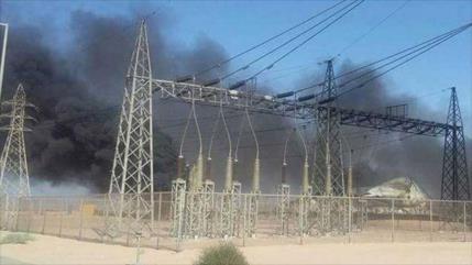 Guerra por electricidad en Irak: ¿EEUU hace cómplice a Daesh?