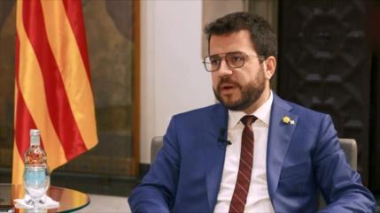 Aragonès en diálogos con Madrid, no se rendirá sobre independencia