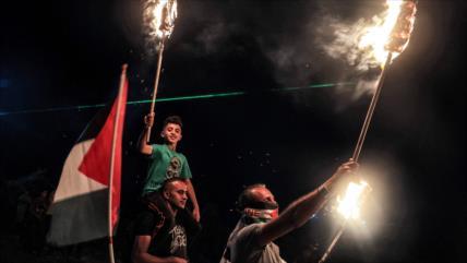 HAMAS: Resistencia impidió avance de Israel hacia capitales árabes