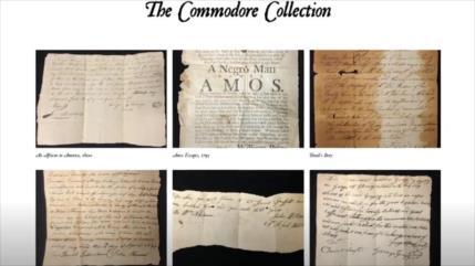 Nuevos miles de documentos confirman la cruel esclavitud en EEUU