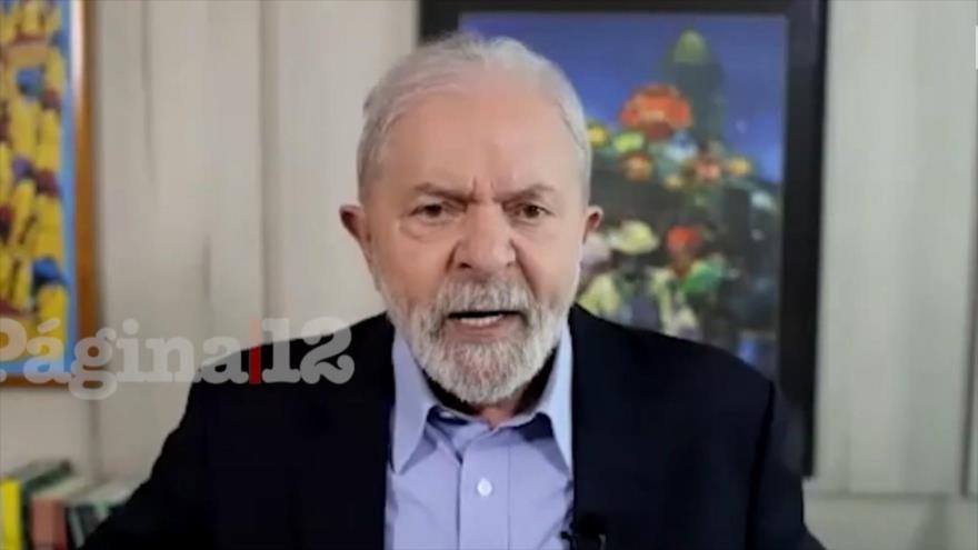 "Lula da Silva carga contra ""fascista y genocida"" Bolsonaro | HISPANTV"