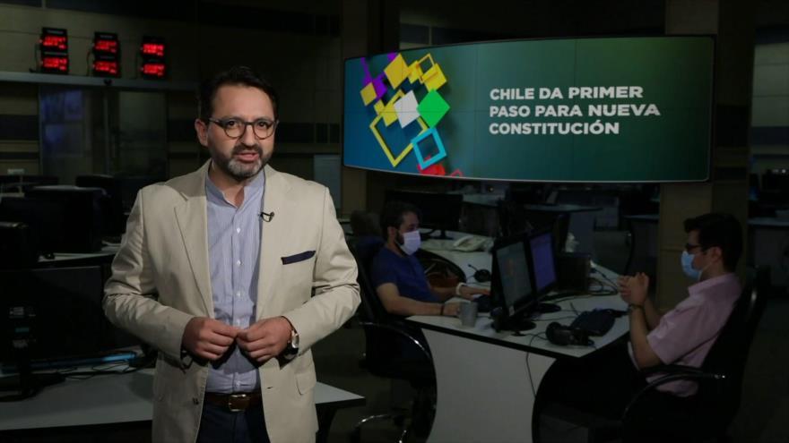 Buen día América Latina: Chile da primer paso para nueva Constitución