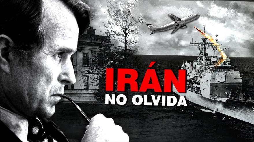 Detrás de la Razón: Irán no olvida el crimen de EEUU