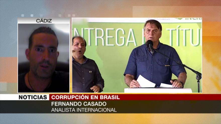 Casado: Bolsonaro está involucrado en compra irregular de vacunas