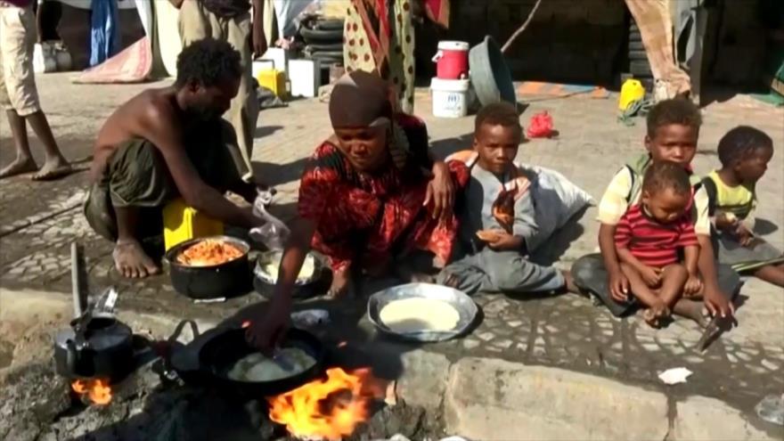Cruz Roja: Crisis humanitaria en Yemen está muy lejos de terminar
