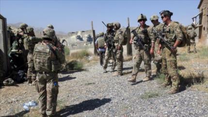 EEUU dice que ya ha retirado 90 % de sus tropas de Afganistán