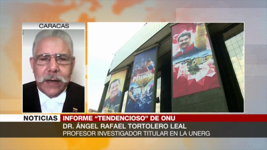 "Tortolero Leal: Venezuela está acostumbrada a las ""mentiras"" de ONU"