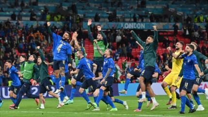 Italia, en final de Eurocopa 2020 tras vencer a España en penales