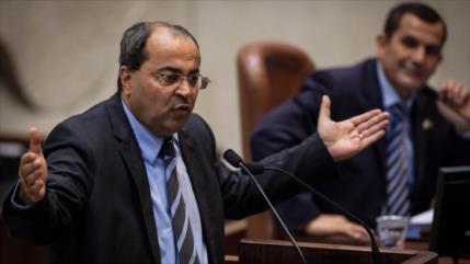 """Desde parlamento israelí ven """"una vergüenza"""" la ley de ciudadanía"""