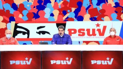 Maduro advierte a EEUU de no meterse en las próximas elecciones