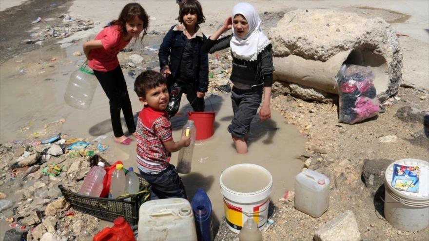 Siria denuncia sanciones y agresiones de Turquía y EEUU | HISPANTV