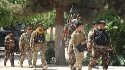 Gobierno afgano promete recuperar territorios ocupados por Talibán