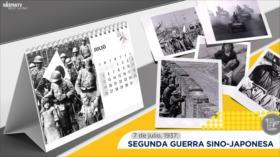 Esta semana en la historia: Segunda guerra sino-japonesa