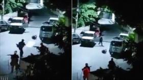 Publicado un vídeo del lugar del asesinato del presidente de Haití