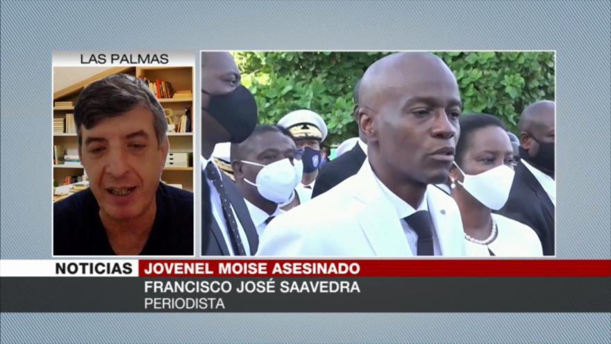 """""""Grupos descontentos habrían asesinado a presidente de Haití"""""""