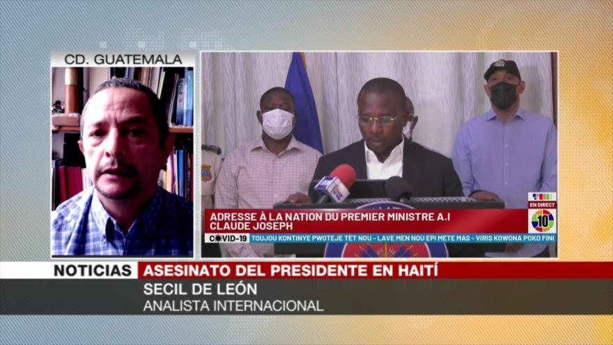 'Haití podría ser un puente aéreo para ataques de EEUU a Venezuela'