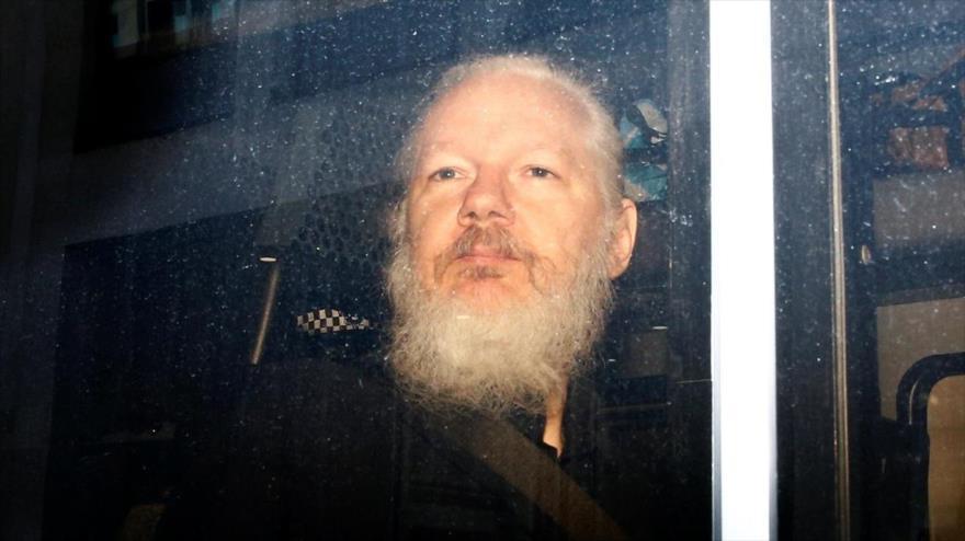 "Extraditar a Assange a EEUU es ""firmar su sentencia de muerte"" | HISPANTV"