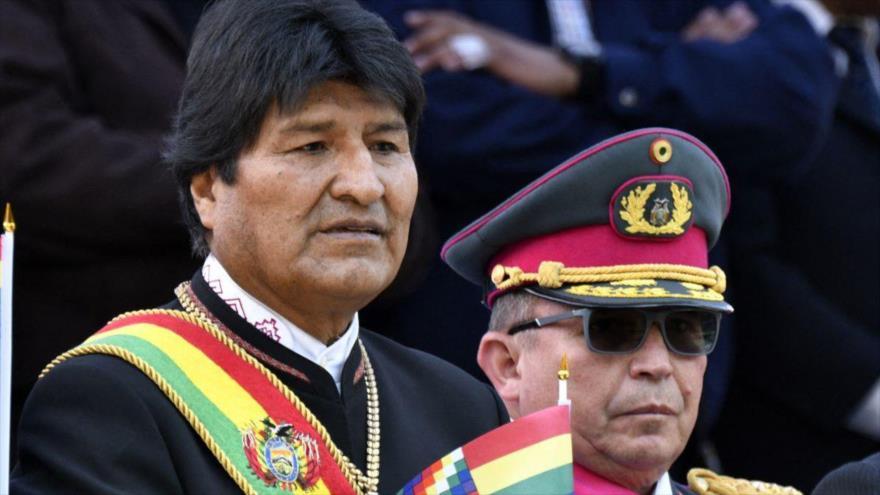 Buscan en Bolivia al principal actor de golpe contra Evo Morales | HISPANTV