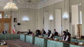 Miembros del Talibán se reúnen en Irán: ¿Qué se cuece en la cita?