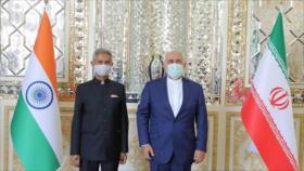 Irán e India optan por solución integral ante crisis en Afganistán