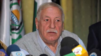 Fallece fundador del Frente Popular para Liberación de Palestina