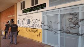 Denuncian acto islamófobo en Murcia de España; el cuarto en un mes